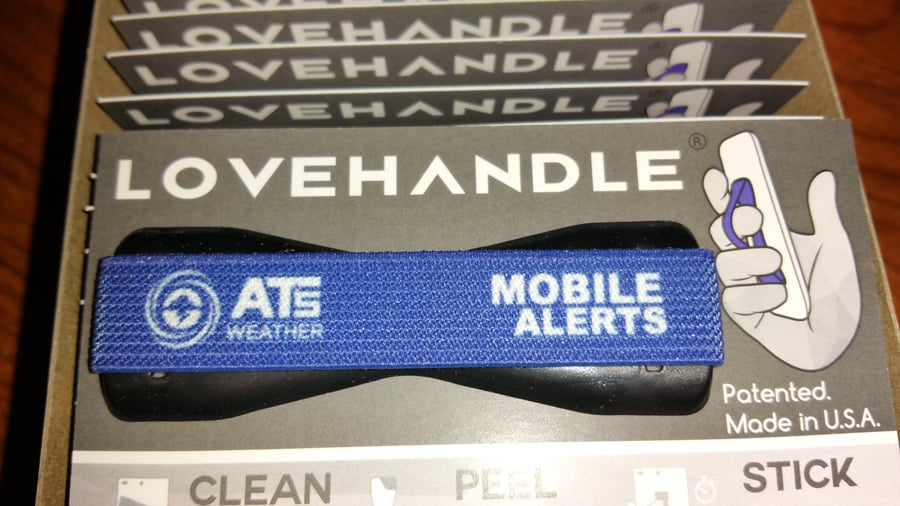 ATs Weather Love Handle is Back! Get Yours Today!