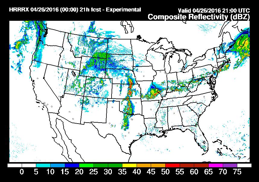Severe Storms Strike OK Tuesday