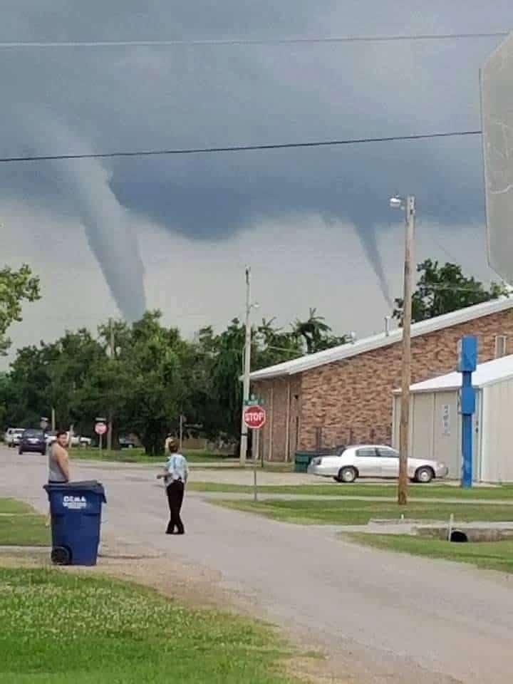 Landspout Tornadoes