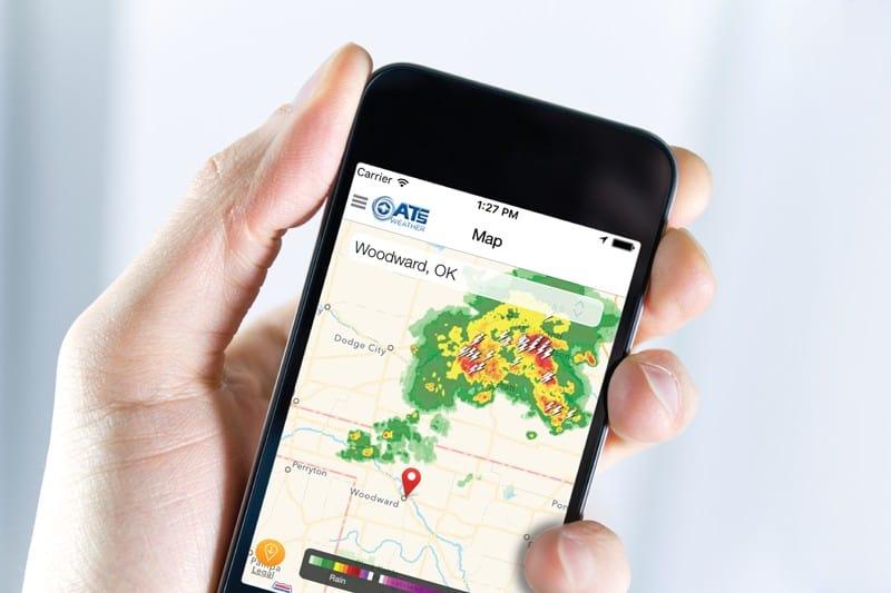 ATsWeatherToGo Mobile App Case Study: Emergency Management and Wildfires