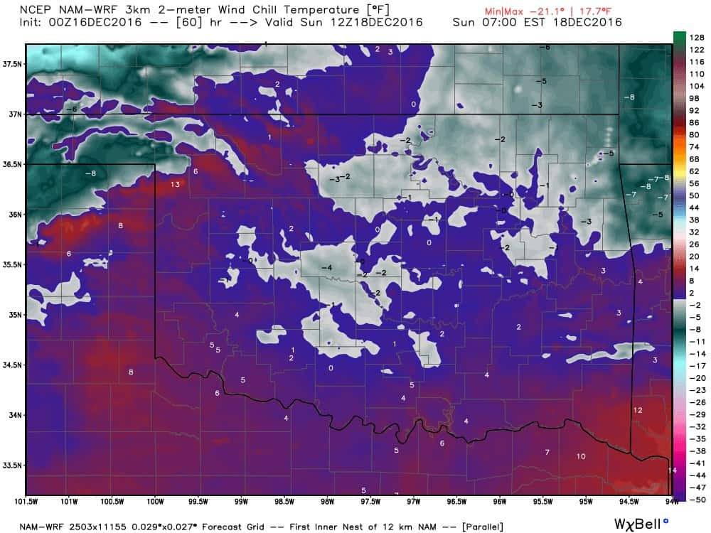 Quick Update on Saturday Snow and Christmas Snow