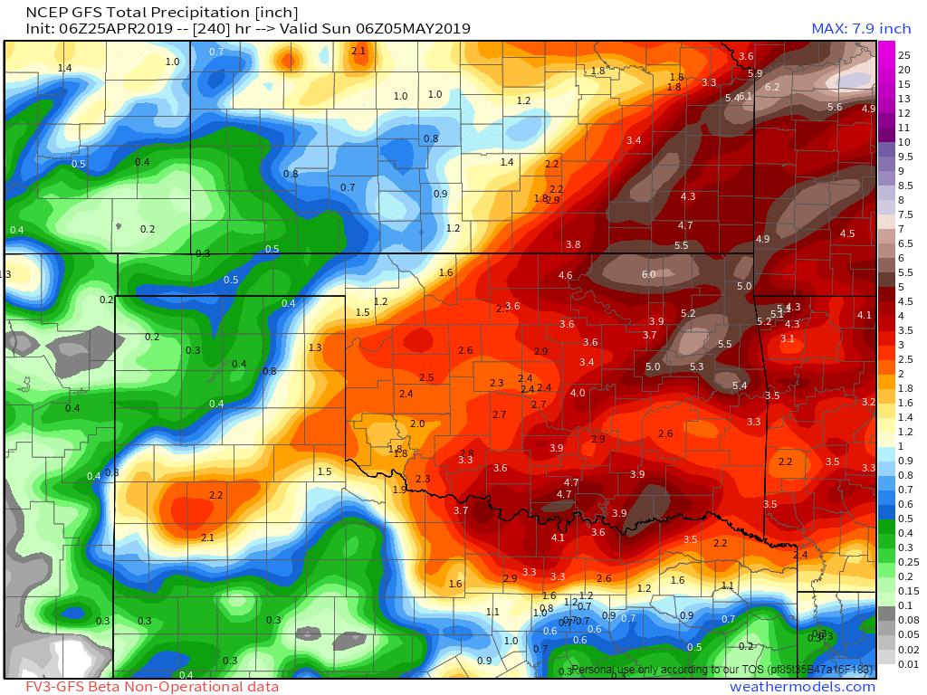 Weekend Forecast Plus A Stormy Next Week