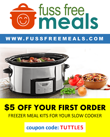 Fuss Free Meals