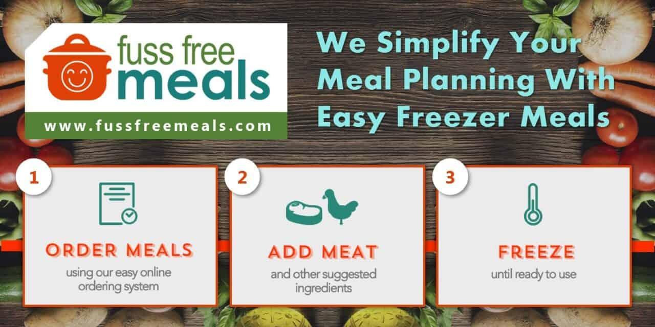 Sponsor Highlight: Fuss Free Meals