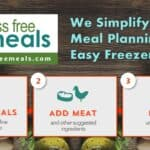 Sponsor Highlight: Fuss Free Meals