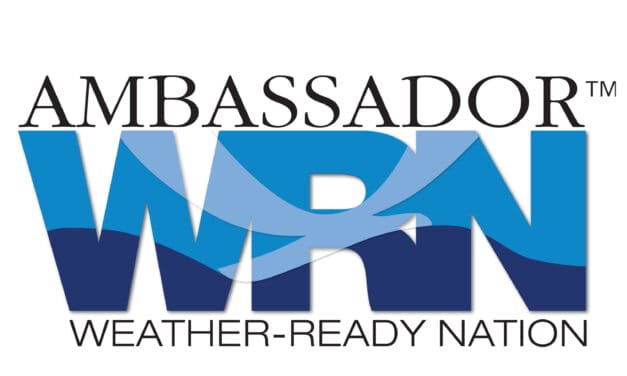 AT's Weather: Recognized as a NOAA Weather-Ready Nation Ambassador