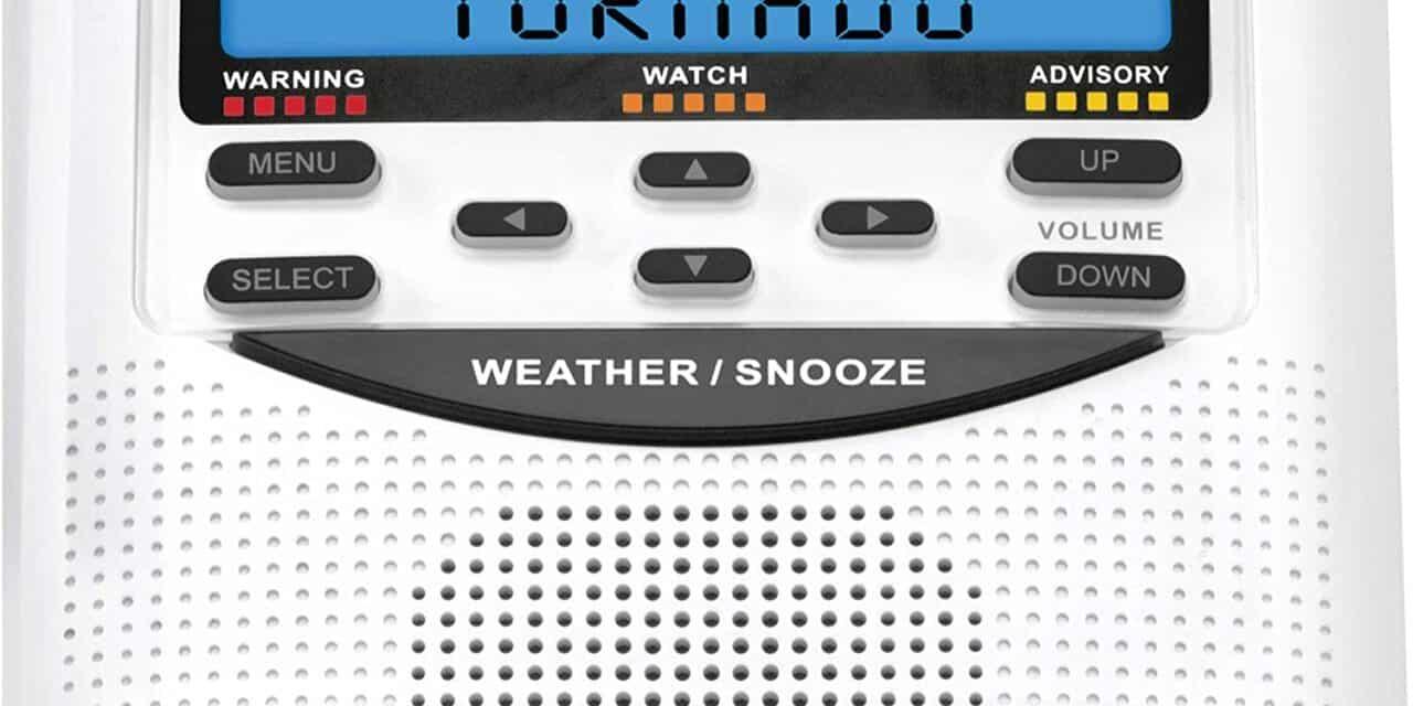 NOAA Weather Radio Saves Lives