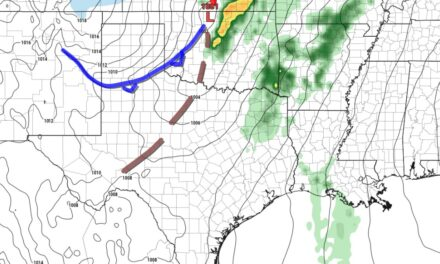 Severe Storms, Thanksgiving, and Snow This Week
