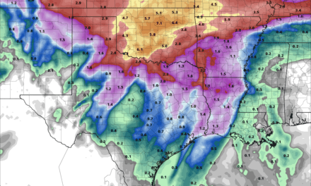Will We See Massive Flooding Next Weekend?