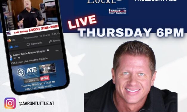 Join me Thursday for a Live Interview with Q&A